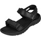 Timberland Roslindale 2-Strap Sandals Men Black Full-Grain